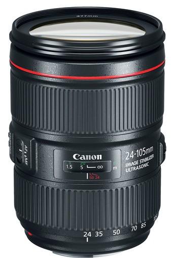 Canon EF 24-105mm F4L IS II USM (White box)