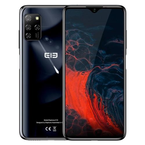ELEPHONE E10 Dual Sim 64GB Black (4GB RAM)