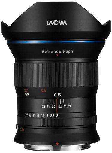 LAOWA 15 f/2 Zero-D FE (Nikon Z)
