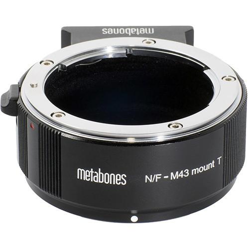 Metabones Nikon F to Micro 4/3 Adaptor