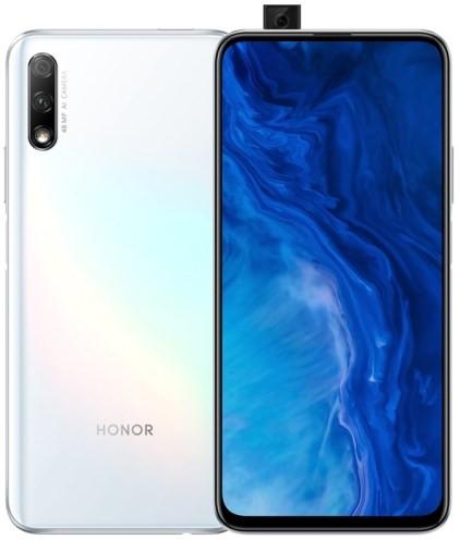 Huawei Honor 9X Dual Sim 64GB White (6GB RAM) - No Google Play