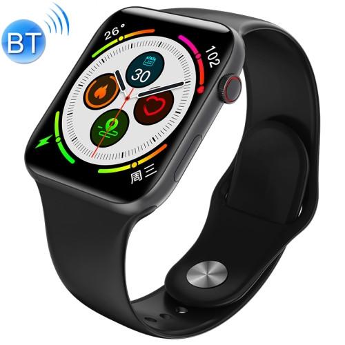 Elephone W6 1.54 Waterproof Smart Watch with Metal Watchband Black