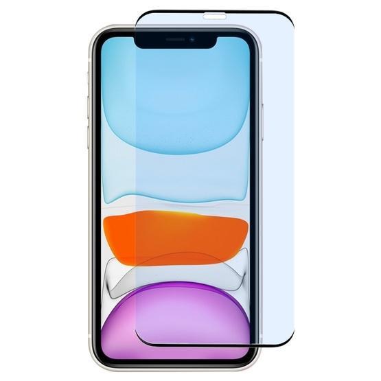 For iPhone 11 / XR TOTUDESIGN Anti Blue-ray Edgeless Tempered Glass Film
