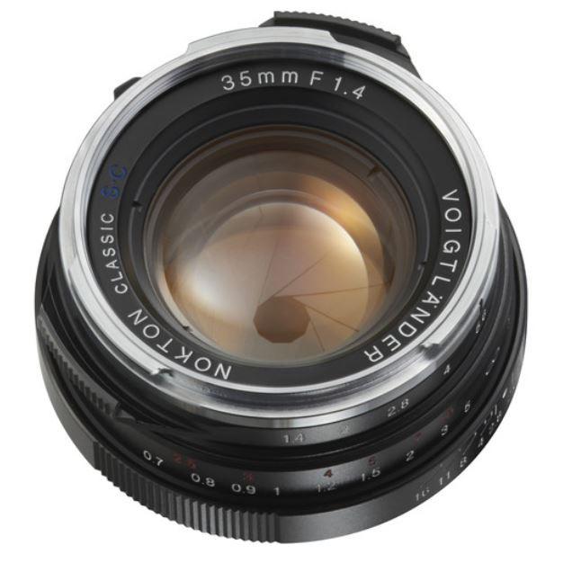 Voigtlander Nokton Classic 35mm F1.4 (M-mount) фото