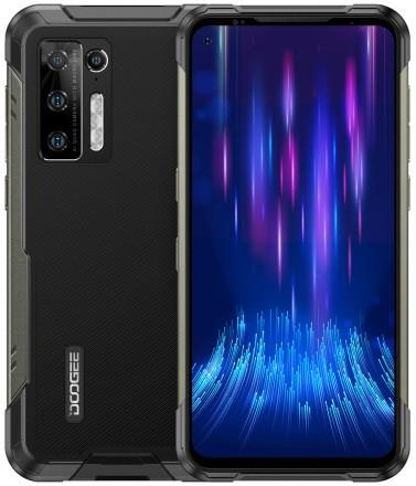 DOOGEE S97 Pro Dual Sim Rugged Phone 128GB Black (8GB RAM)