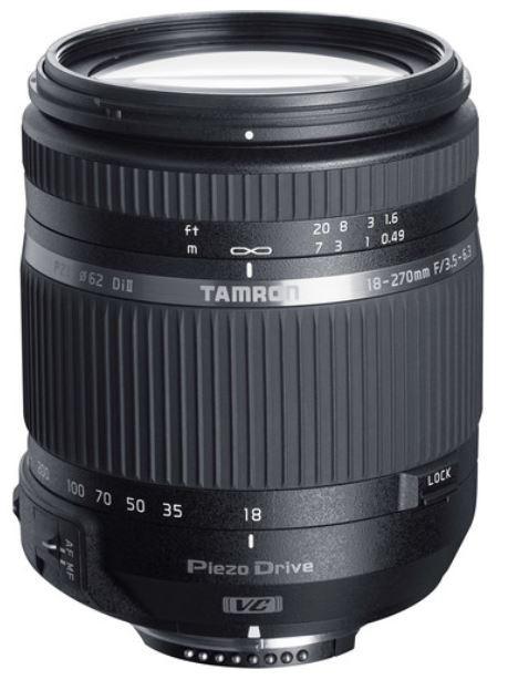 Tamron 18-270mm F3.5-6.3 Di II VC PZD (Nikon)