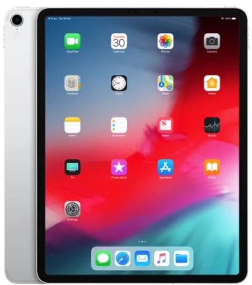 Apple iPad Pro 12.9 2018 Wifi 512GB Silver