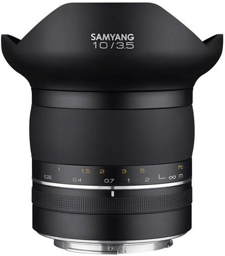 Samyang XP 10mm F3.5 (Canon EF)