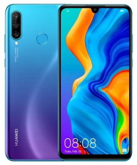 Huawei P30 Lite MAR-LX2 Dual Sim 128GB Blue (6GB RAM)