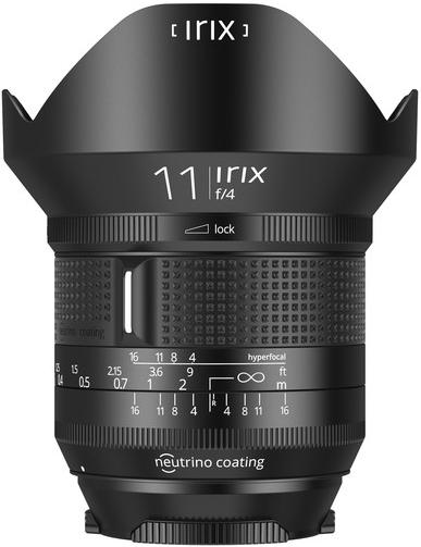 Irix Lens 11mm F/4 Firefly (Nikon)
