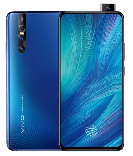 Vivo X27 Dual Sim 128GB Blue (8GB RAM)