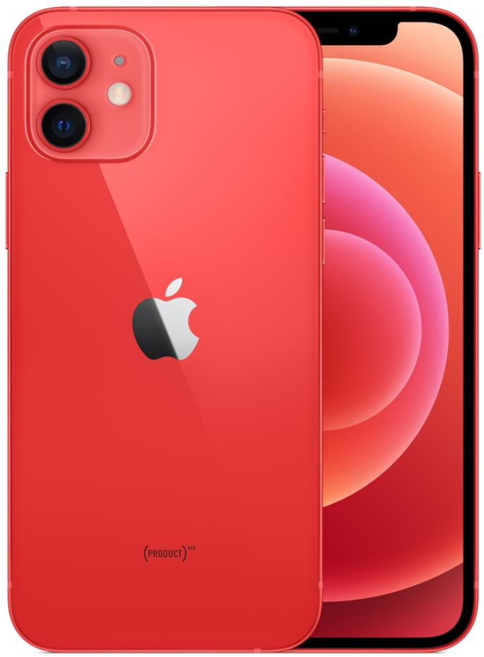 Apple iPhone 12 5G A2404 Dual Sim 64GB Red