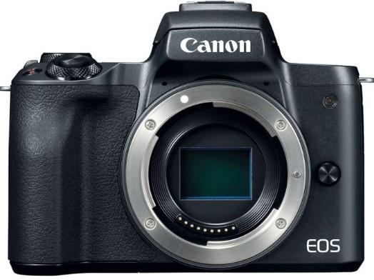 Canon EOS M50 Body (Kit Box) Black