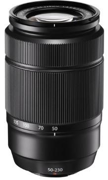 FUJINON XC50-230mm F4.5-6.7 OIS II Black (White box)