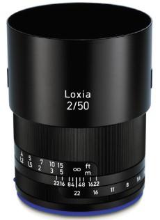 Carl Zeiss Loxia 50mm F2 Planar T* (Sony E-Mount)