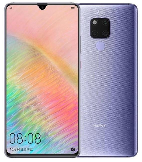 Huawei Mate 20 X EVR-AL00 Dual Sim 256GB Phantom Silver (8GB RAM)