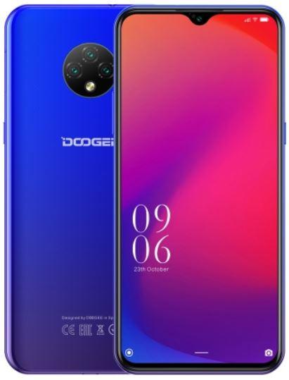 DOOGEE X95 Pro Dual Sim 32GB Blue (4GB RAM)