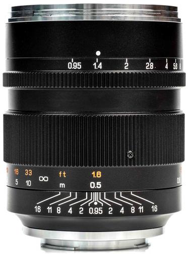 Zhongyi Mitakon Speedmaster 50mm f0.95 (Nikon Z)