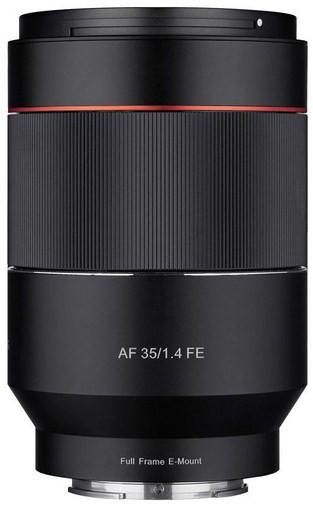 Samyang AF 35mm F1.4 FE (Sony E)