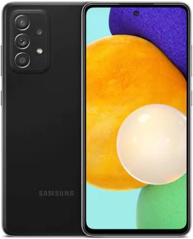Samsung Galaxy A52s 5G Dual Sim SM-A528B 256GB Black (8GB RAM)
