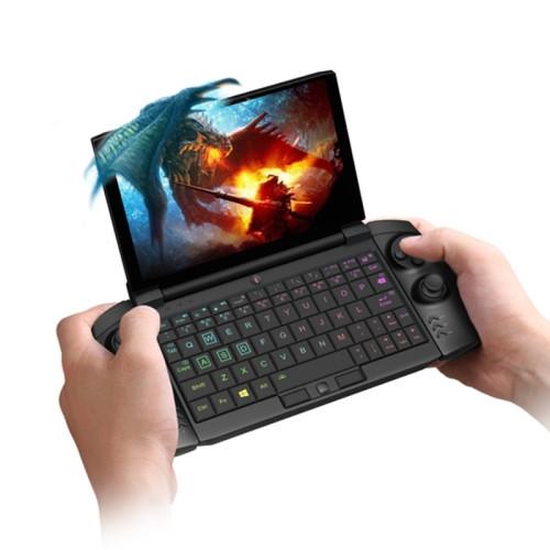 """OneGx1 Pro 7.0"""" LTE PC Mini Laptop 512GB Black (16GB RAM)"""