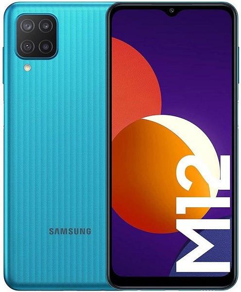 Samsung Galaxy M12 Dual Sim M127FD 128GB Green (3GB RAM)