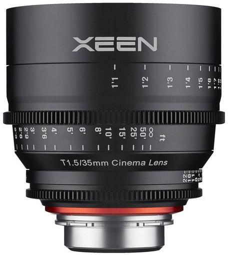 Samyang Xeen 35mm T1.5 (Sony E)