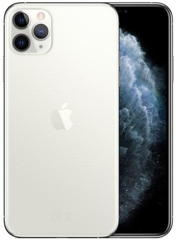 Apple iPhone 11 Pro Max A2220 Dual Sim 64GB Silver