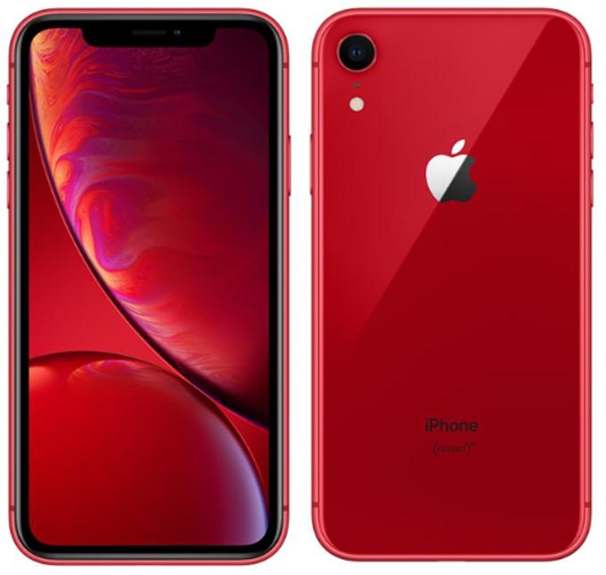 Apple iPhone XR A2108 Dual Sim 128GB Red фото