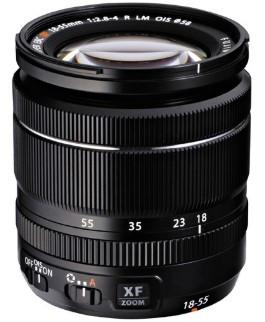 FUJINON XF 18-55mm F2.8-4 R LM OIS (White box)