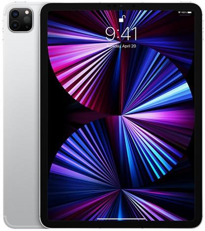"Apple iPad Pro 11"" (2021) 5G 512GB Silver (8GB RAM)"