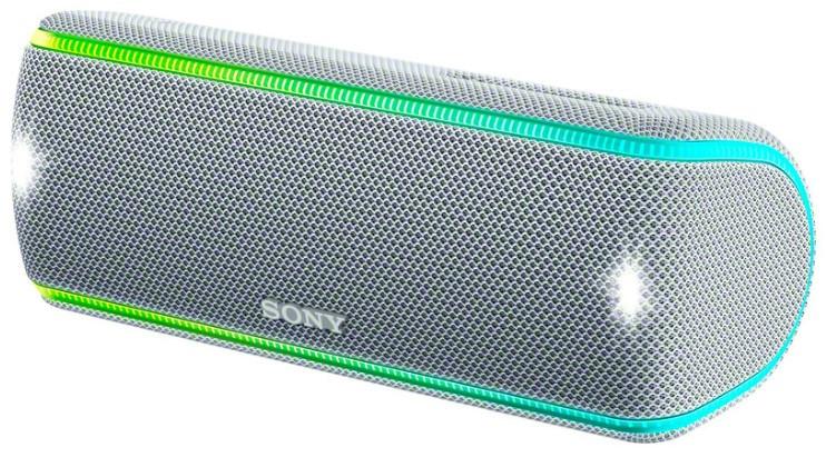 Sony SRS-XB31 Extra Bass Portable BT Speaker White