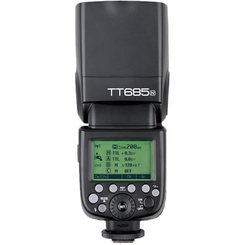 Godox TT685N Thinklite TTL Camera Flash (Nikon)
