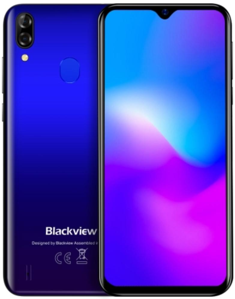 Blackview A60 Plus Dual Sim 64GB Gradient Blue (4GB RAM)