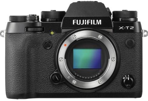Fujifilm X-T2 Camera Black (kit box) (Body Only).