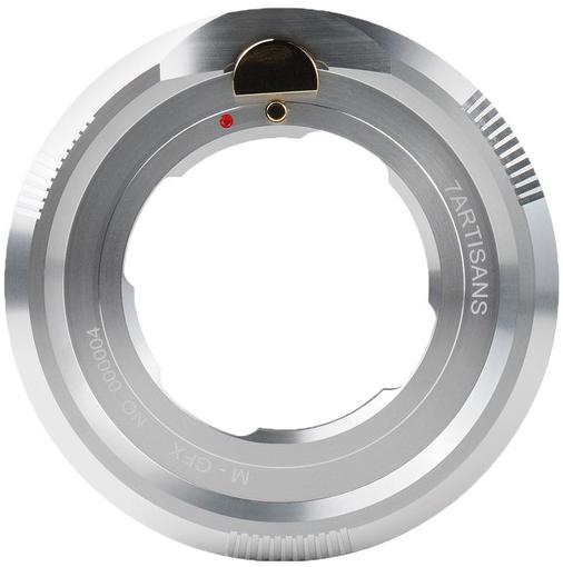 7artisans Leica Transfer Ring GFX (M-GFX Ring-S)