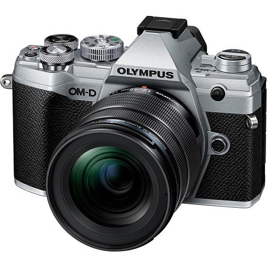 Olympus OM-D E-M5 III (12-45 F4) Silver