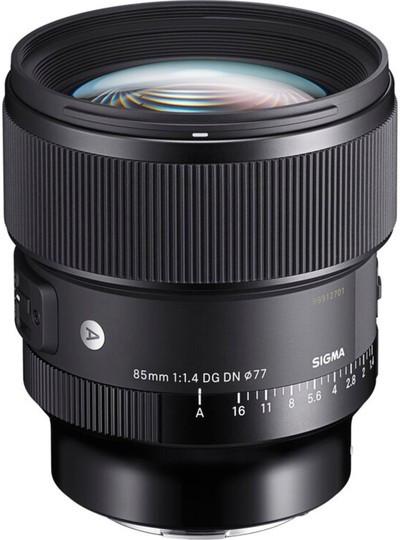 Sigma 85mm F1.4 DG DN   Art (Sony E)
