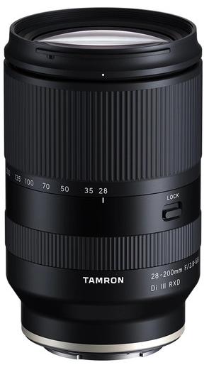 Tamron 28-200mm F2.8-5.6 Di III RXD (A071) Sony E