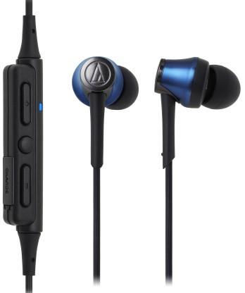 Audio-Technica ATH-CKR55BT BT Headphones Blue