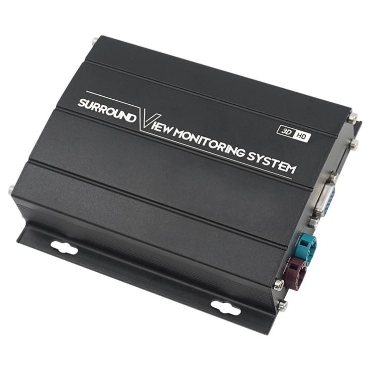 DV360-3DC 360 Seamless Surround View Digital Video Recorder (3D+1080P) Bus DVR