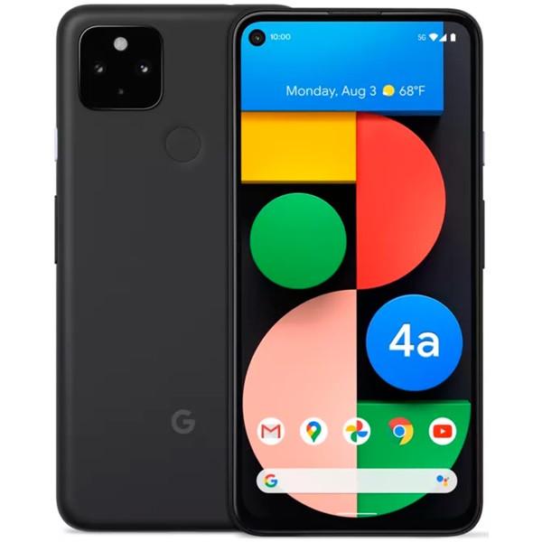 Google Pixel 4a 5G G025E 128GB Black (6GB RAM)