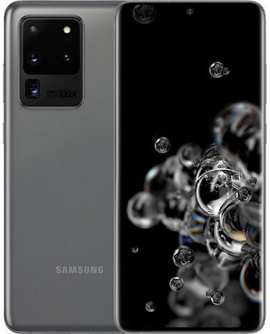 Samsung Galaxy S20 Ultra 4G Dual Sim G988B 128GB Grey (12GB RAM)