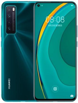 Huawei Nova 7 5G JEF-AN00 Dual Sim 256GB Green (8GB RAM)