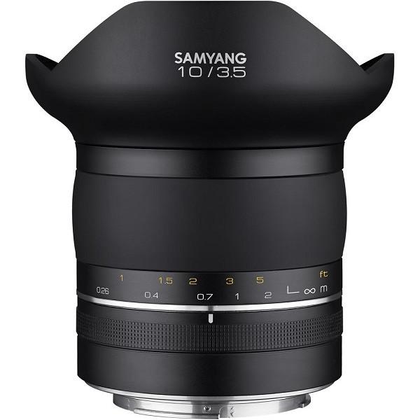 Samyang XP 10mm F3.5 (Nikon F)