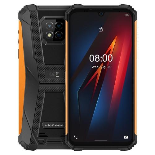 Ulefone Armor 8 Rugged Phone Dual Sim 64GB Orange (4GB RAM)