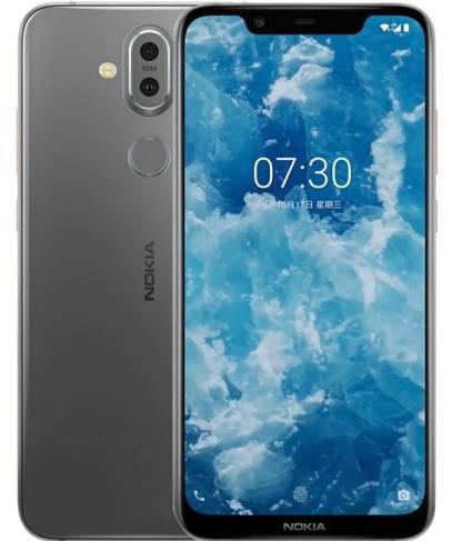 Nokia 8.1 Dual Sim Ta-1119 64GB Steel Copper