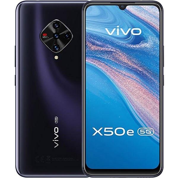Vivo X50e 5G Dual Sim 128GB Black (8GB RAM)