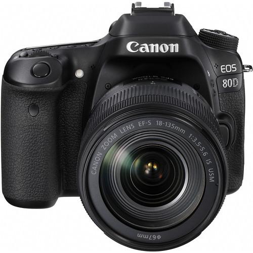Canon EOS 80D Kit (18-135 nano)