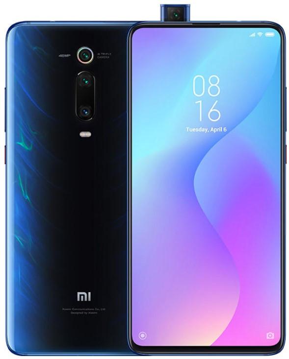 Xiaomi Mi 9T Dual Sim 64GB Blue (6GB RAM)